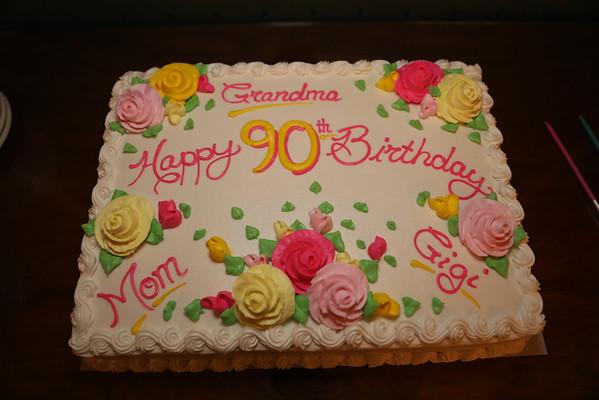 2020. 02-01. 90th Birthday Celebration V2