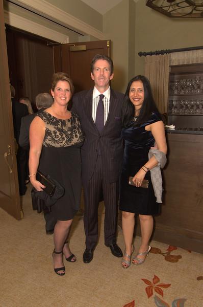LizAndSteveFredericksonAndPriyaRastogi,MD,Nov11,2017,2017 Inova State of Philanthropy Reception and Dinner,NancyMilburnKleck.jpg