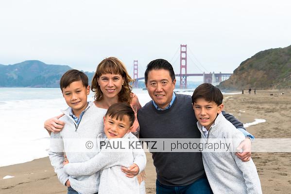 2016 Park Family Photo