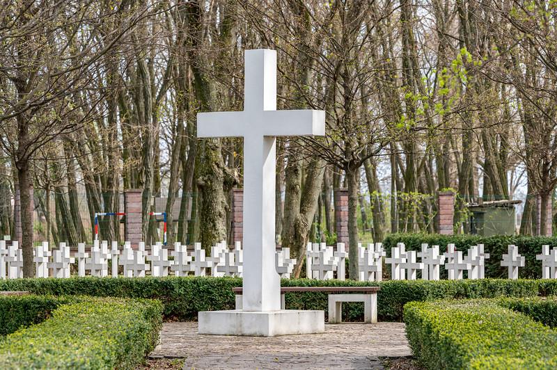 Cintorín vojakov 1. svetovej vojny, Kopčany