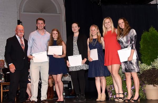 2017 BBA Scholarship Awards Night photos by Gary Baker