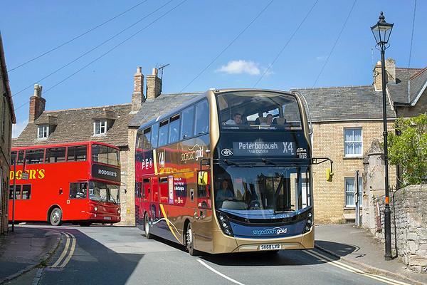 5th July 2019: Peterborough to Northampton