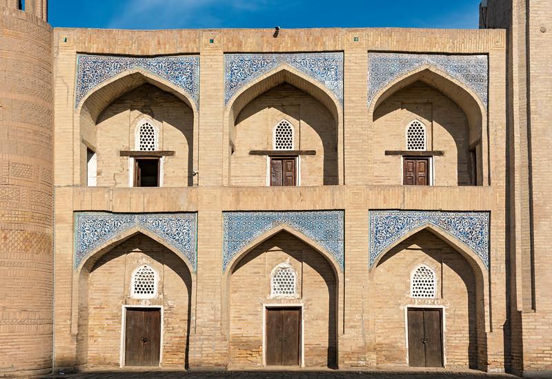 Kutlug Murad Inak Madrassah, Khiva