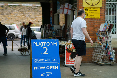 Tynemouth Market - June 2021