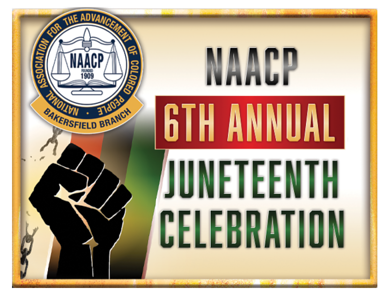 NAACP 6th Annual Juneteenth Celebration