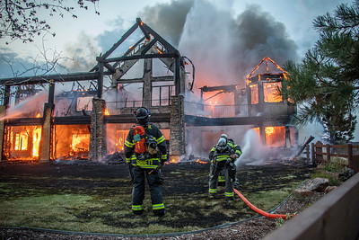 Windhaven Drive House Fire