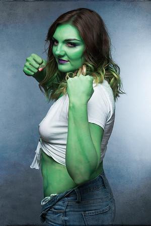 AM She hulk