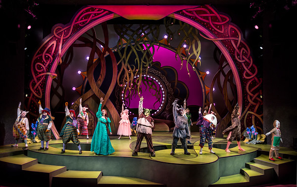 Shrek the Musical at Children's Theatre Company.