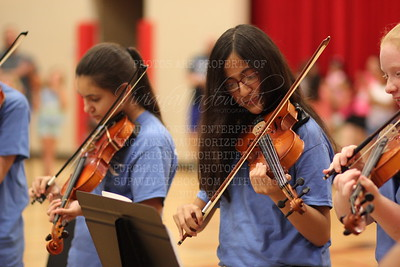 String Camp 2017 Performance at Fruzen School