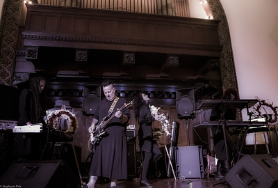 GITANE DEMONE QUARTET @ LETHAL AMOUNTS  SPIRITUAL CRAMP DOCUMENTARY FUNDRAISER