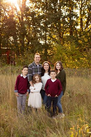 Garner Family 2020