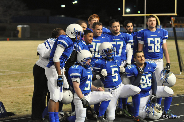 SL Varsity Football vs Jefferson (2012)