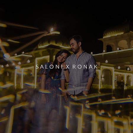 Saloni X Ronak | Prewedding