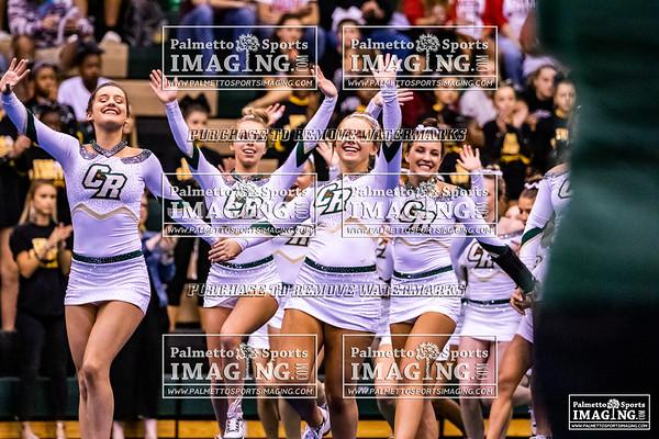 Catawba Ridge Varsity Cheer BATB 2019