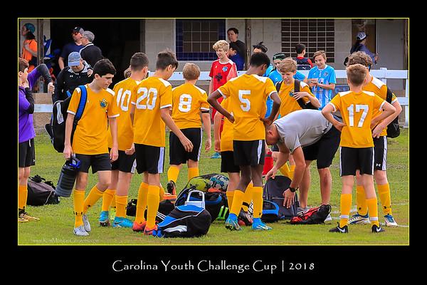 CAROLINA YOUTH CHALLENGE CUP | U13-18 | Feb. 23-25
