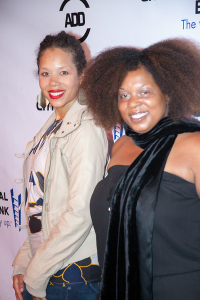 Yvonne Faison & Kelley Purcell