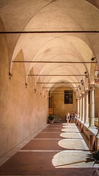 Pienza , Tuscany