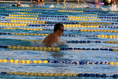 MHS Swim and Dive 10-7-09