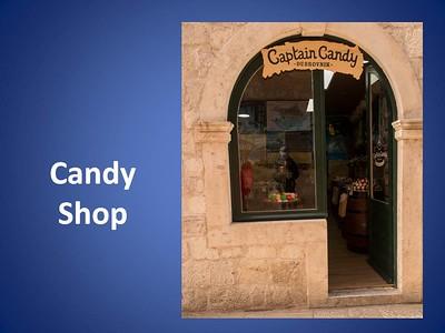 Candy Shop & Zen Garden (Europe 2017)
