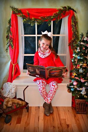 Abby Davenport Christmas 2018