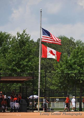 2009 DSU Softball in Alabama - (Gal 1) NAIA Pool Play