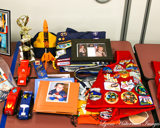 Farmington Youth Boy Scouts 2015 121515