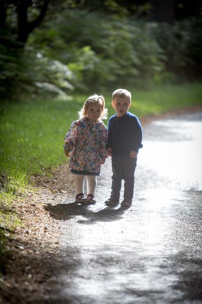 Lillie/Borthwick families Sept 2018