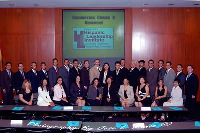 2006-06-22 Hispanic Leadership Institute Graduation