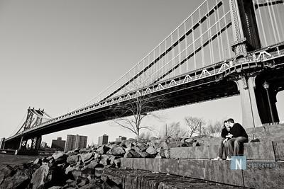 Jill + Jeremy's Engagement :: New York, NY