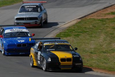 BMW CCA Club Racing Test Day at VIR, April 9, 2009
