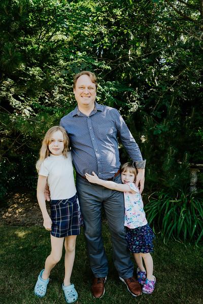 Nathan + Janice + Kids