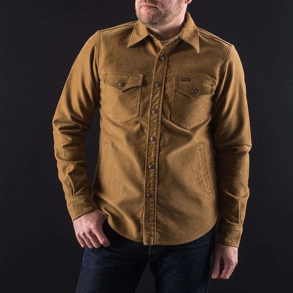 Brown Heavy Moleskin CPO Shirt-Jacket-22.jpg