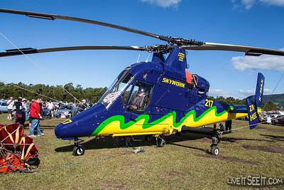 Helitack 217 (ZK-HEE/VH-IUU) - Skywork Helicopters - Kaman K-Max 1200