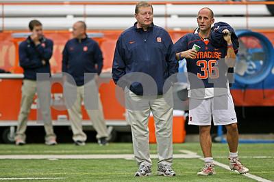 10/13/2012 - Syracuse Alumni Game - Carrier Dome, Syracuse, NY