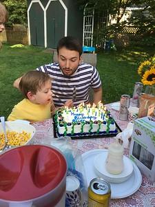 Ryans Birthday