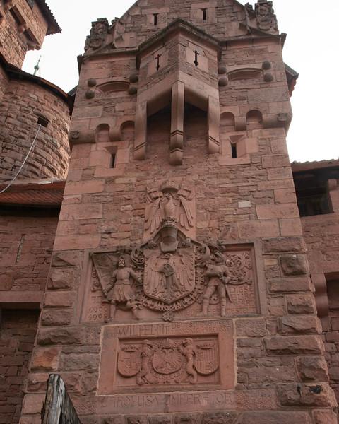 Koenigsberg Castle Entrance Relief