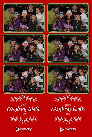 Geneva Christmas Walk 2017