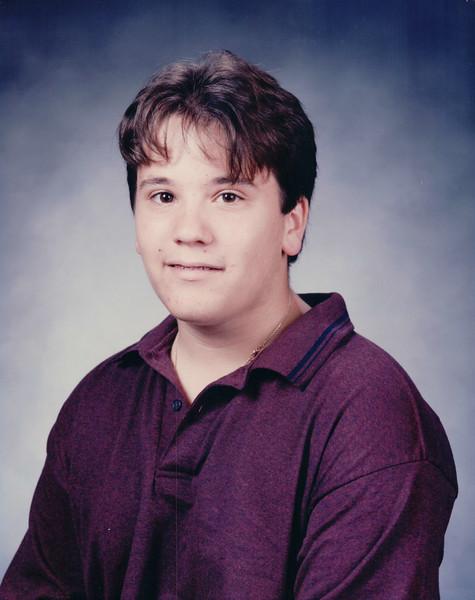 Matthew @ 14 Years