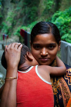 Haatibandha Para (Tripura Village) & Hafeez Ghona (Bengali Village)