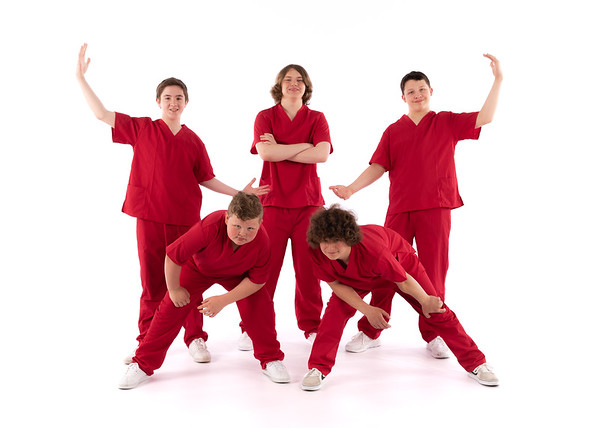 "Boys HIp Hop 3 ""I Need A Doctor"""