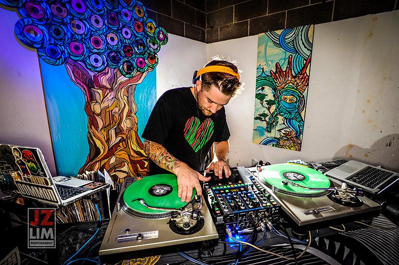 DJ Platurn Native Tongues