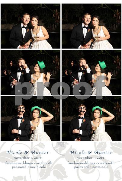 Nicole & Hunter - 11.1.14