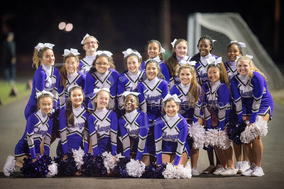 2016 Cheer JV - Games