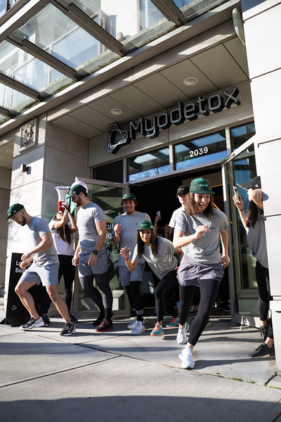 Myodetox Kitsilano - Mad Dash around Kitsilano. Locations: Fig, lululemon, saje, van run co, ride cycle, kits beach