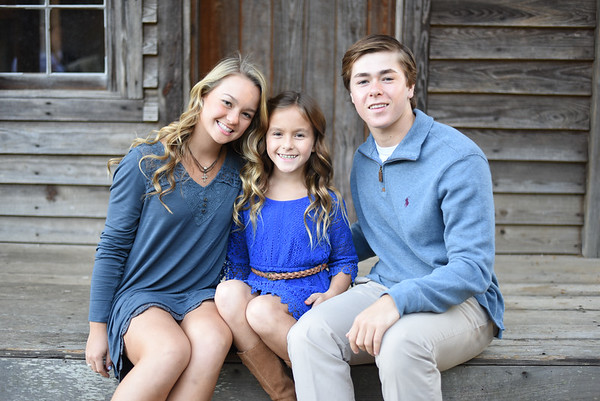 Hoover Family Fall 16