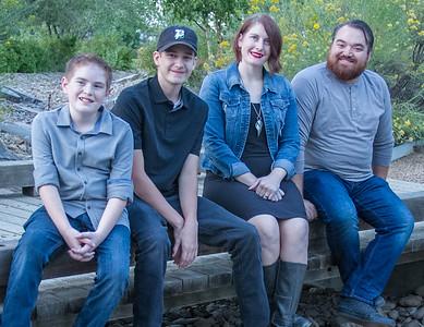 Flatirons Family Portraits