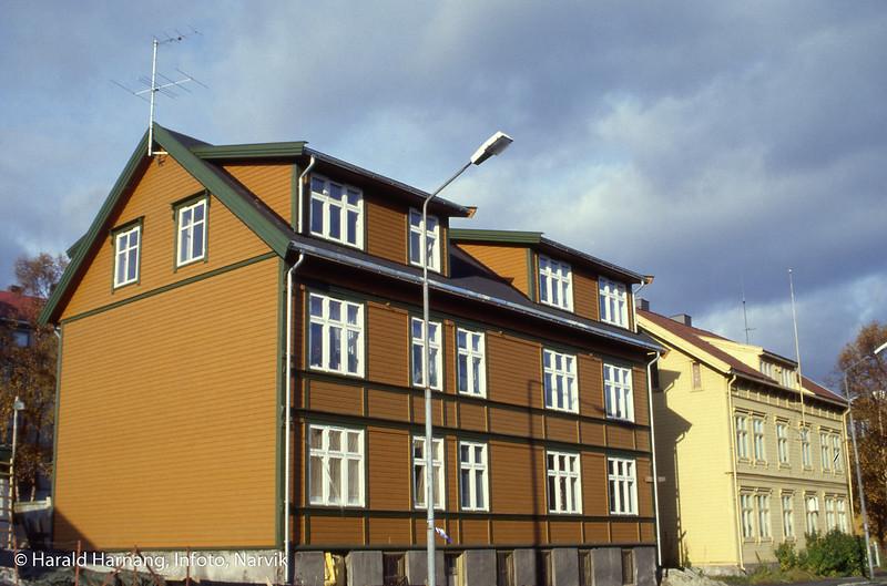 Trolig Malm-gården på Frydenlund, Frydenlundsgata 1