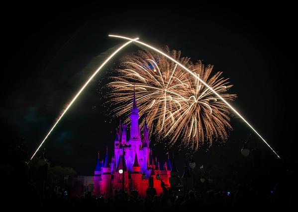Walt Disney World - Magic Kingdom