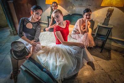Cuba Ballet Models