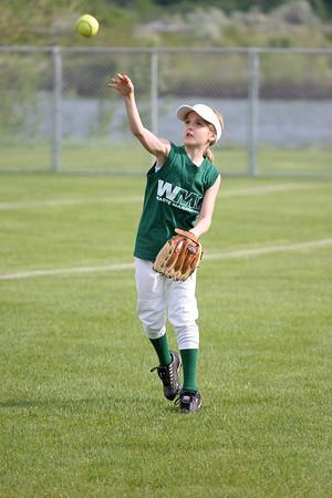 WM Girls Softball 2007